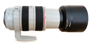 Canon 70-300 f/4-5.6 L IS USM lens