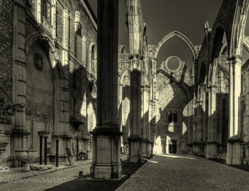 The Ruins of the Carmo Convent