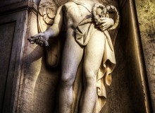Photographing sculptures in HDR