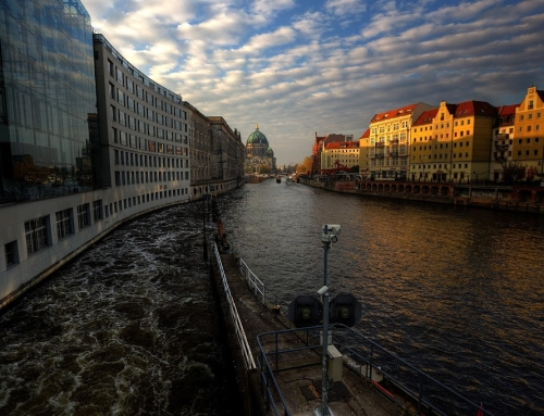 Berlin – the city of contrasts