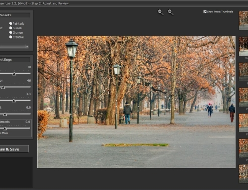 Photomatix Essentials 3.2 is out