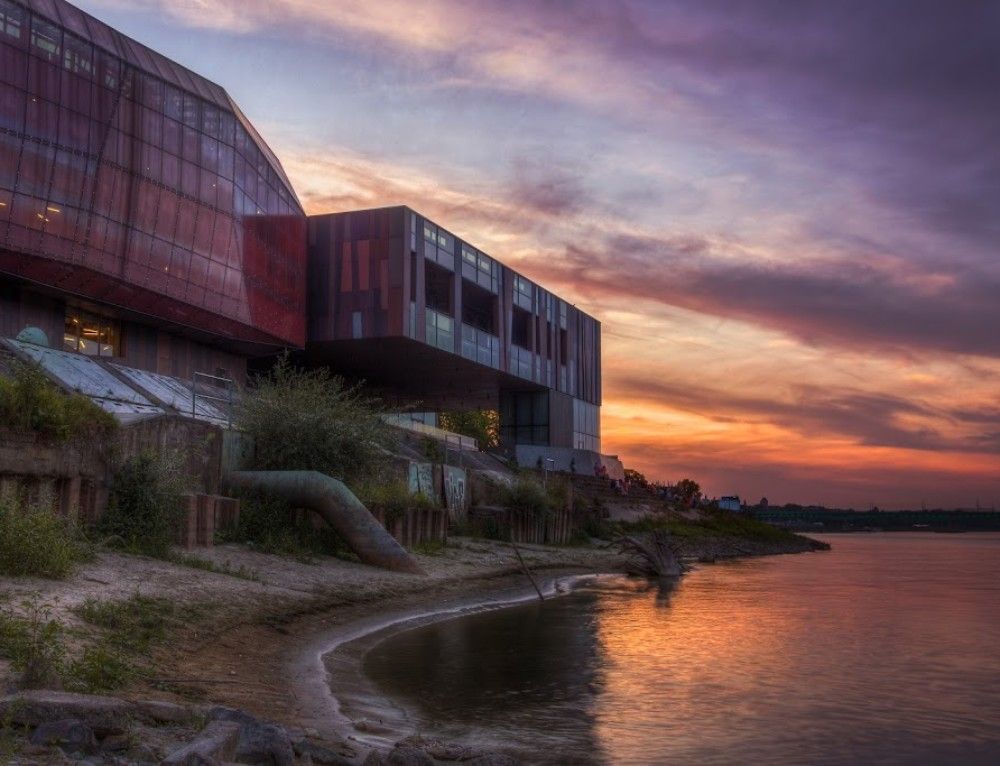 The Copernicus Science Centre – the last one