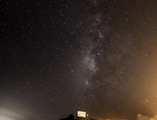 ¡hola! and the Milky Way