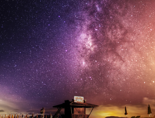 Milky Way…