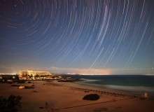 Star photography tutorial. Part 2: Star trails