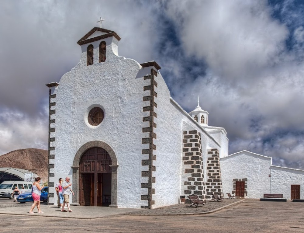 Church on Lanzarote