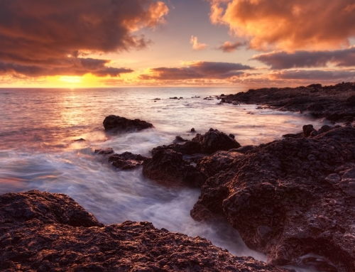 Dealing with waves and long exposure in HDR