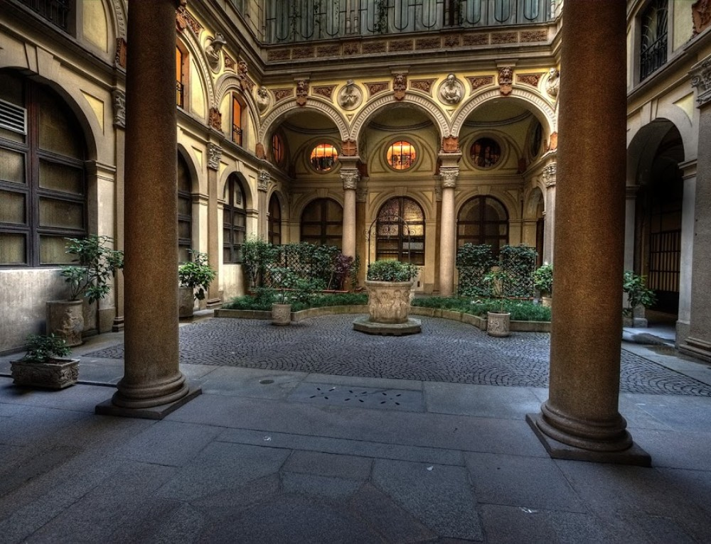HDR from Milan