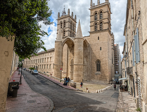 Montpellier Cathedral