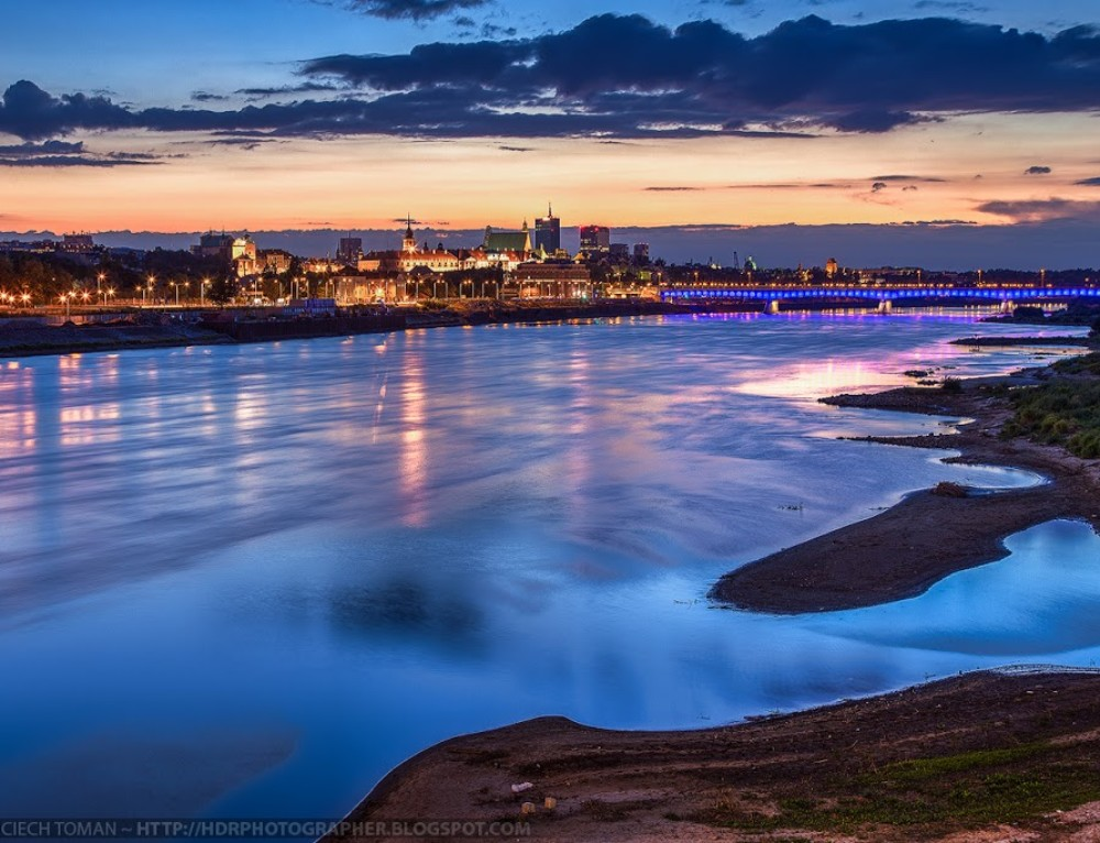 Vistula – the blue river