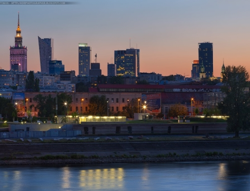 Warsaw – my beautiful city