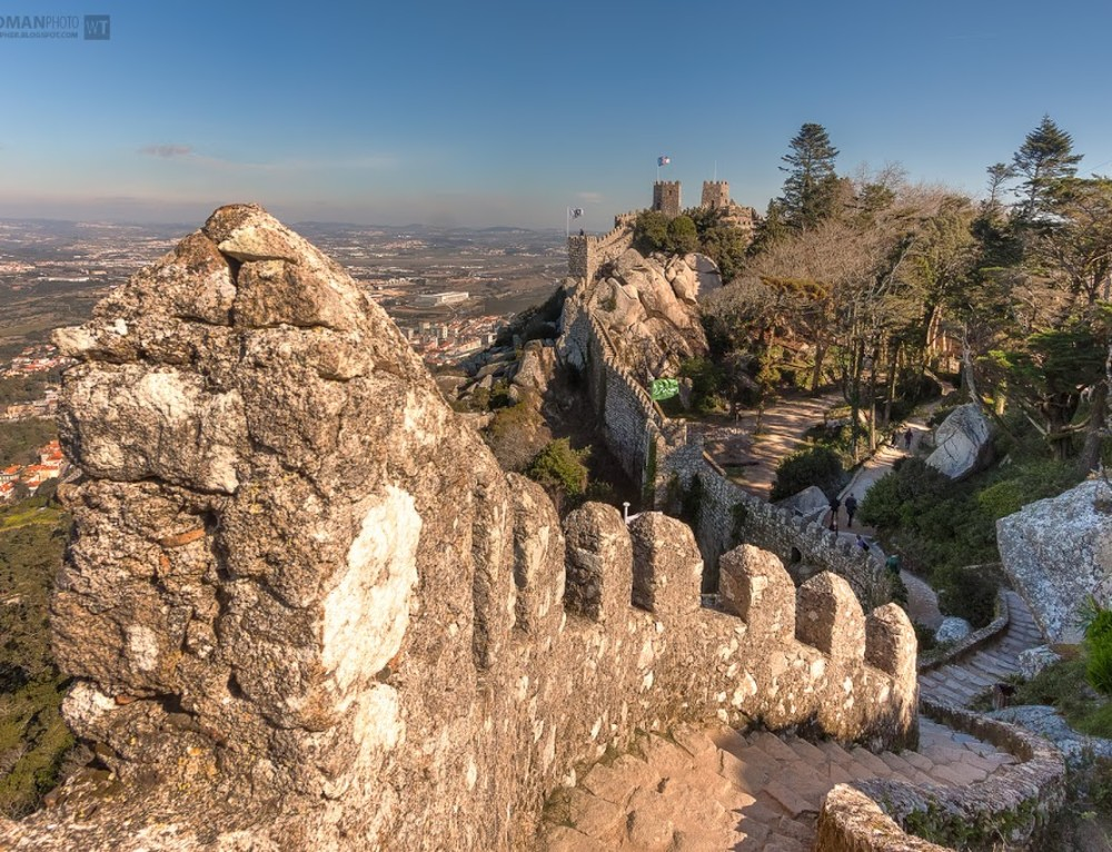 Fortress in Sintra