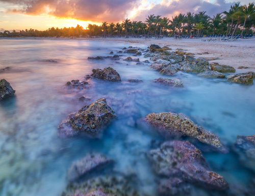 Post-processing Wednesday: Sunset in Paradise