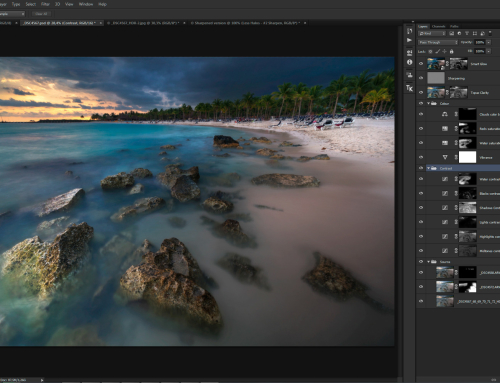 Post-processing Wednesday: Just before storm