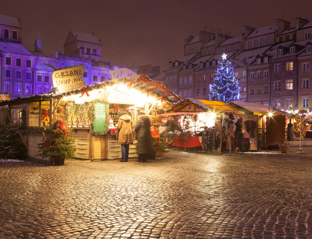 Post-processing Wednesday: Christmas market
