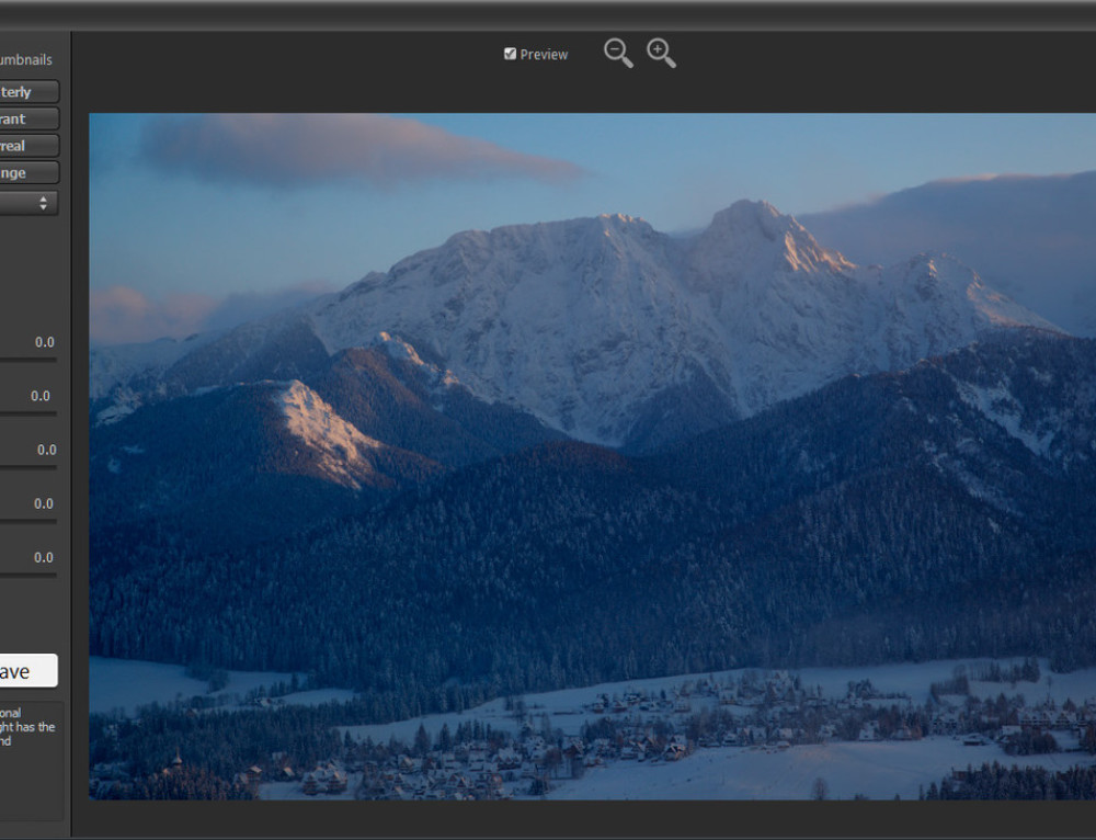 Photomatix Essentials 4.0 is out