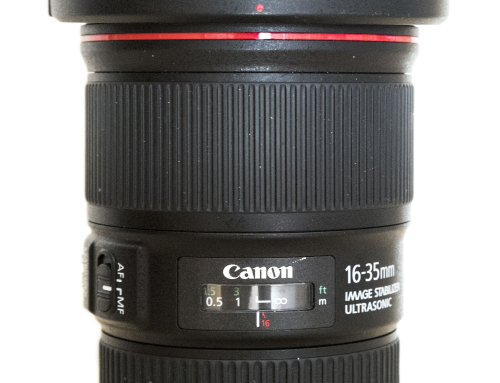 Canon 16-35 f/4 L IS USM Review