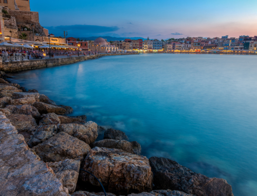 Back from Chania, Crete