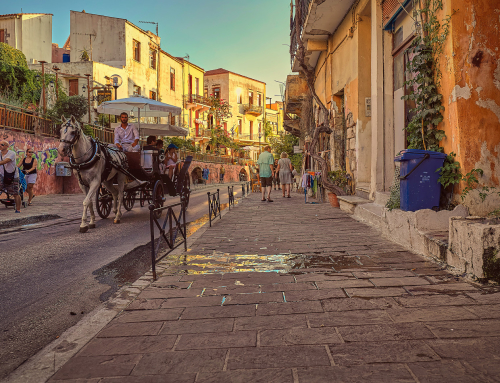 Street in Chania