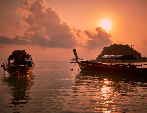 Sunrise on Koh Lipe