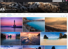 500px vs Flickr vs Google+ vs Facebook – Where should you share your images?