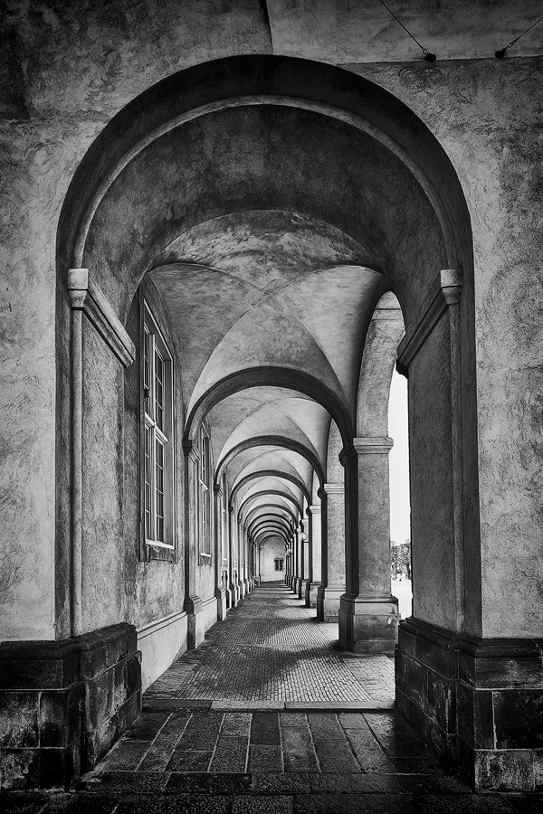 Arches in Copenhagen