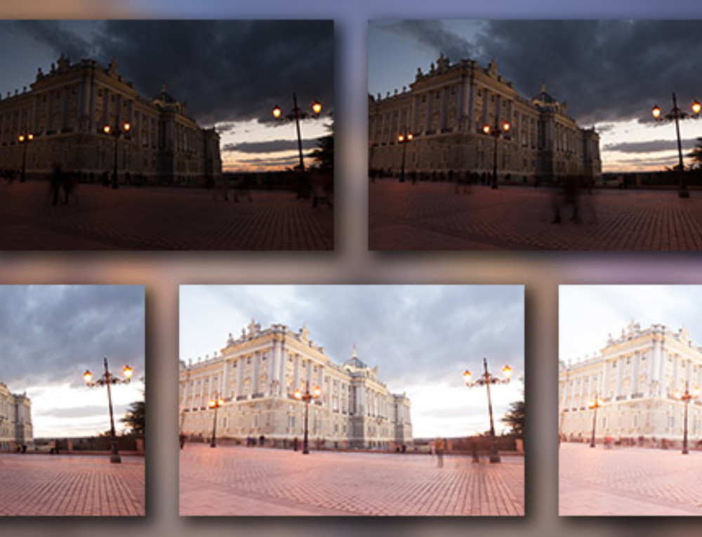 New section: sample HDR photos