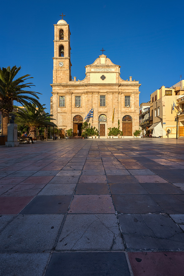 Church in Chania