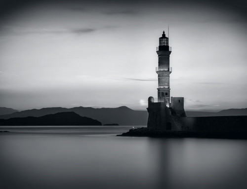 Lighthouse and Long Exposure