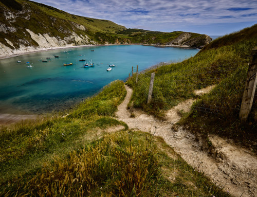 Lulworth Cove once more