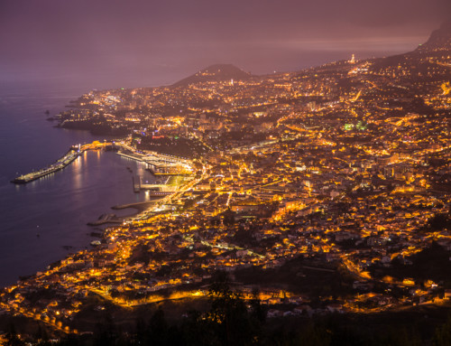 Back from Madeira, Pearl of Atlantic