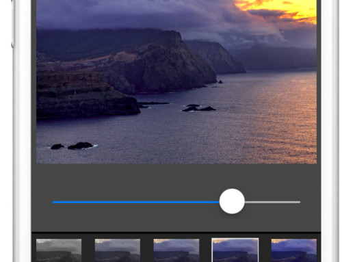 Photomatix FX for iPhone is out!