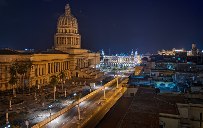 Night in Havana