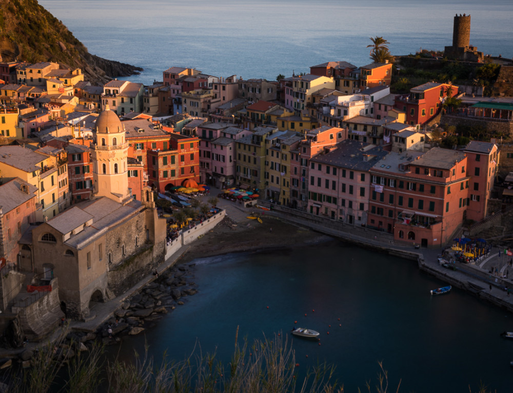 Back from Cinque Terre